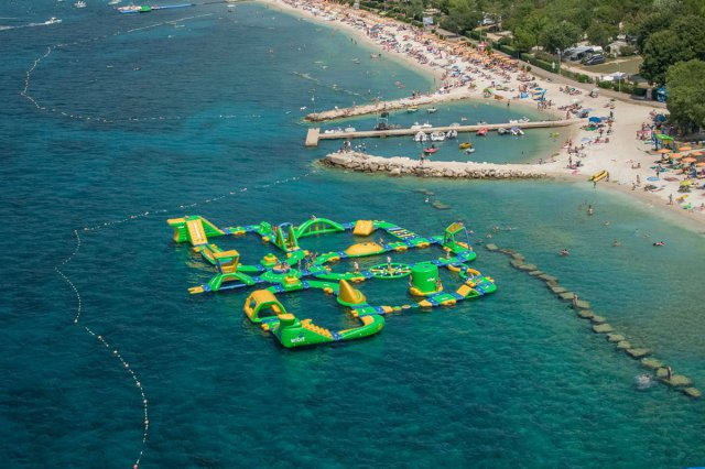 Wibit aquapark Fazana